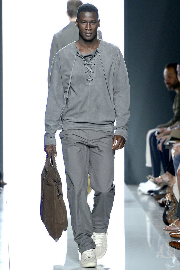 SS13 Milan Bottega Veneta025_David Agbodji(VOGUE)