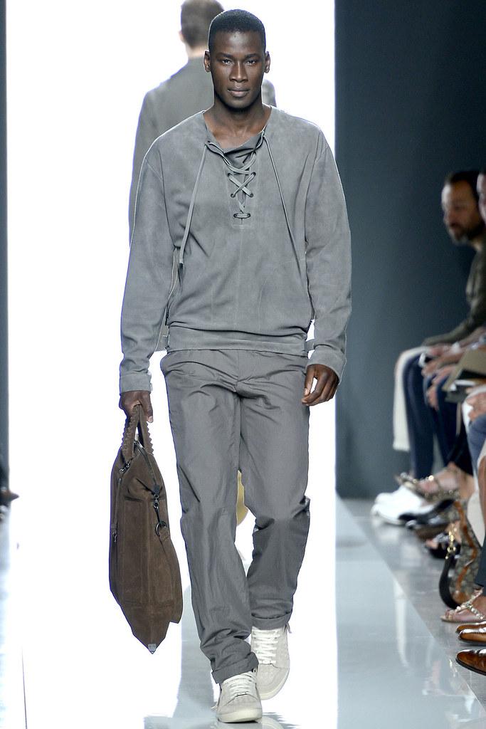 SS13 Milan Bottega Veneta025_David Agbodji(VOGUE)