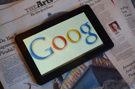 Google tablet Nexus confirmada para el Google I/O 2012 según Bloomberg