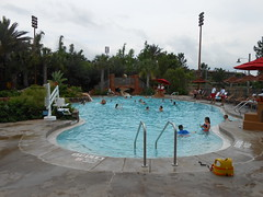 Swimming Pool at Animal Kingdom Lodge Kidani Village