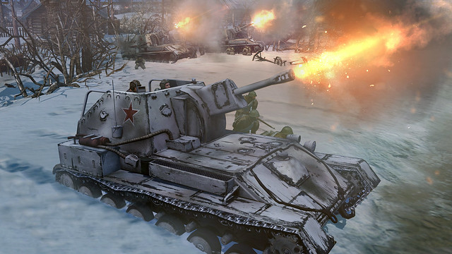 Company of Heroes 2 Takes Out Multiple E3 Awards
