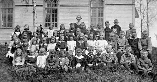 Söndagsskola 1925