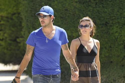 Eva Longoria and Eduardo Cruz Separated