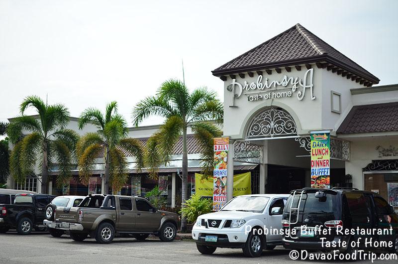 Sooo Pinoy Food Trip na Pilipinas in Davao City at Probinsya Buffet Restaurant