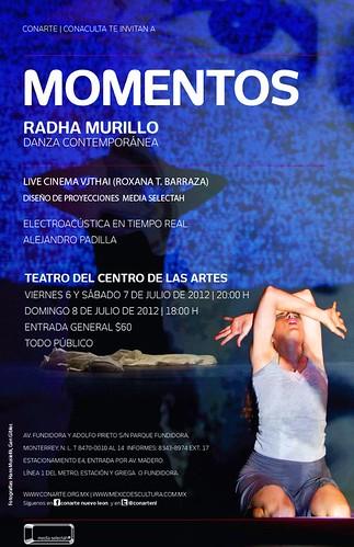 Momentos - Radha Murillo
