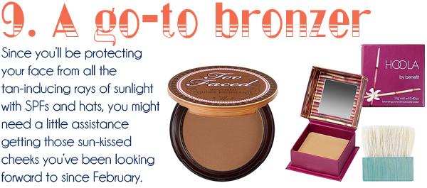 9-Bronzer