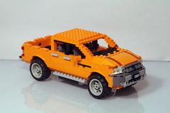 Ford Global Ranger Wildtrack Dualcab Pickup - P375