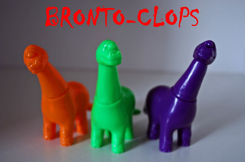 BRONTO-CLOPS!