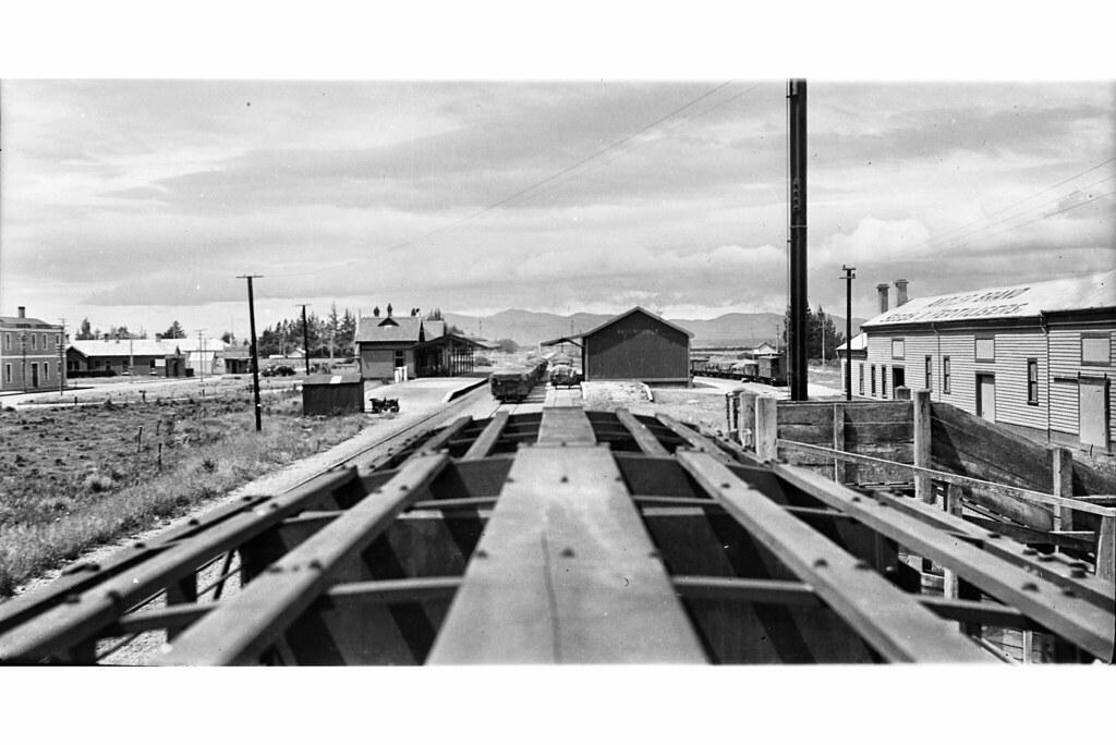 NZR Riversdale 1930's