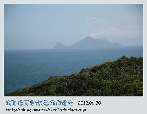 遙望龜山島2