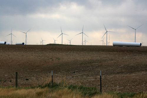 More construction of wind turbines