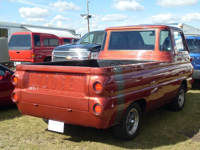 dodge compact pickup truck flickr photo sharing. Black Bedroom Furniture Sets. Home Design Ideas