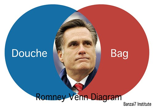 ROMNEY VENN by Colonel Flick