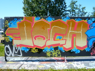 Graffiti Capelsebrug