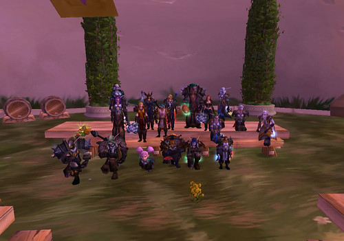 Guild Mentoring System Being Introduced for World of Warcraft