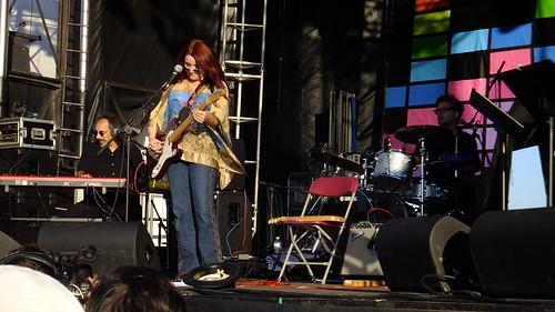 Carolyn Wonderland at Ottawa Bluesfest 2012