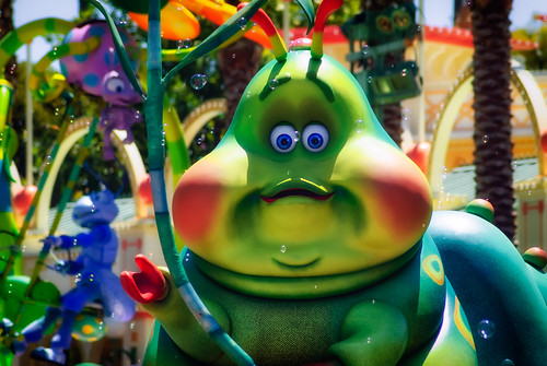 Heimlich, The Lean Mean Bubble Machine by hbmike2000