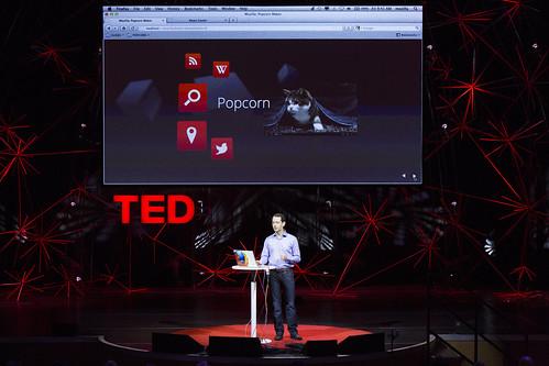 Thumbnail for TED Talk: Ryan Merkley demos Popcorn