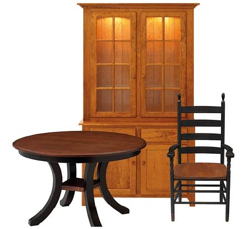 Lovely Custom Hand Crafted Amish Furniture in Tennessee