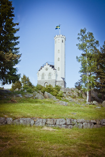 Oskarsborg, Söderhamn