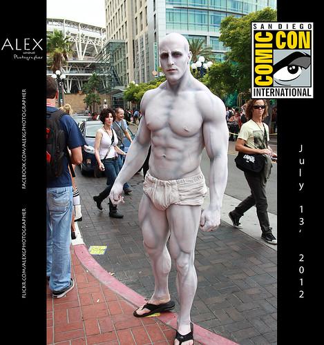 SD Comic-Con 2012