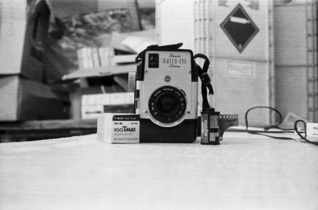 Kodak Brownie Bullseye - What I used For RIAD07122012 - Camera #2