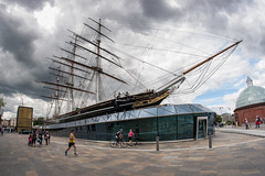 The Cutty Sark Greenwich