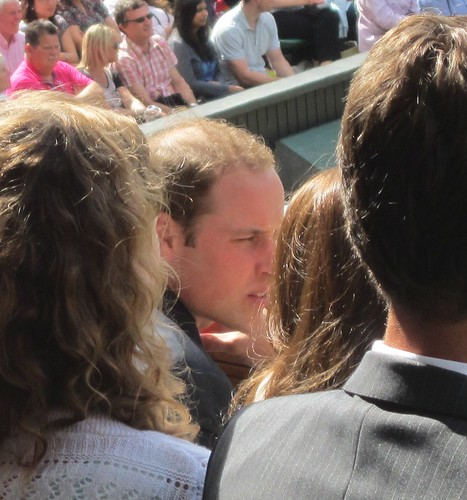 Wimbledon 2012 Will & Kate