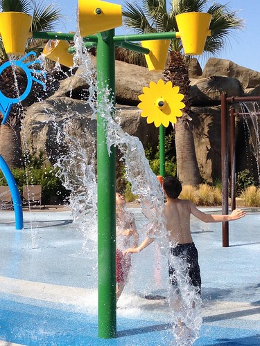 Resort Spray park