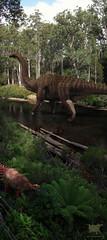 Zealandia Dinosaurs 2012