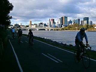 Bicentennial Bikeway, Brisbane