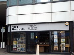 Picture of 101 Records, Centrale