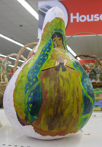 Our Lady of the Immaculate Squash