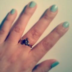day 15: finger.