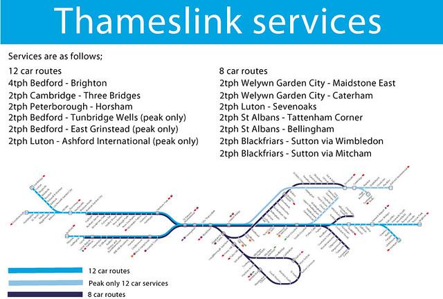 Thameslink 2018 services