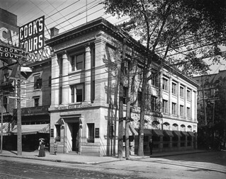 Royal Bank Branch, St. Catherine Street, Montreal, QC, 1911