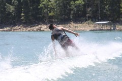 towed water sport, wakesurfing, surface water sports, surfing--equipment and supplies, boardsport, vehicle, extreme sport, water sport,