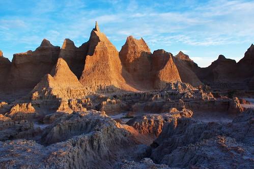 nature southdakota sunrise landscape nationalpark badlands epic landscapephotography