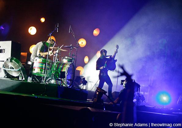 The Black Keys @ Firefly Music Festival, Dover, DE 7/2012