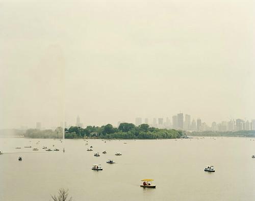 Nadav Kander, Nanjing V, Jiangsu Province