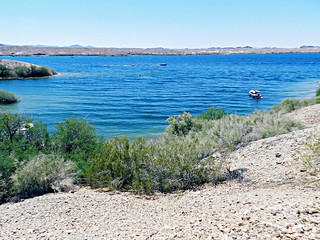 Lazy Day at Lake Havasu