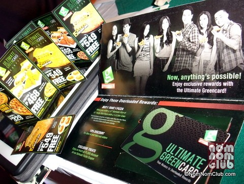 The Greenwich Ultimate Greencard also comes with FREE discount coupons!