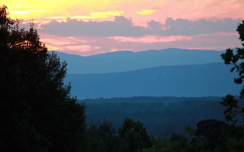sunset blueridgemountains appalachianmountains