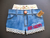 Summer Denim Shorts Card #1