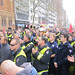 NSW FBEU Fire Strike for workers comp NSW Parliament 210612