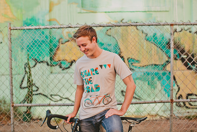 Cali inspired tees at Poketo!