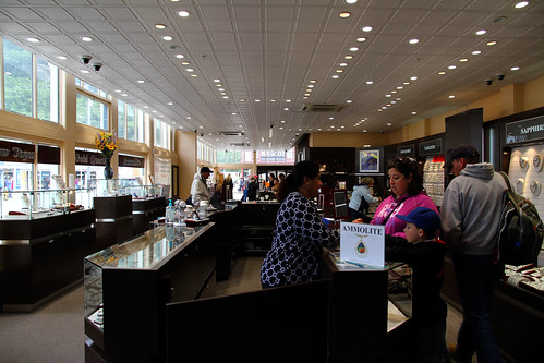 Skagway - Loose Diamond Center Interior