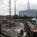 The Shard and the Potters Fields building site