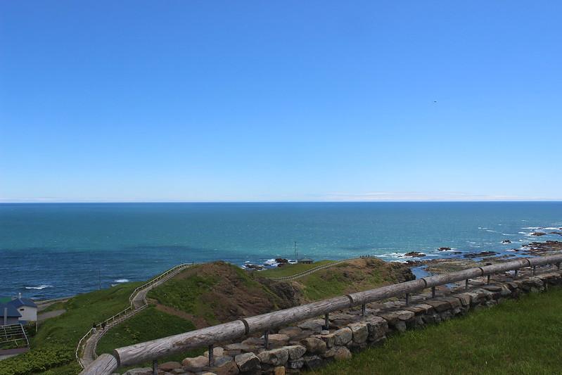 襟裳岬からの景色 その3