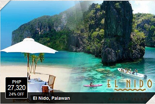 3-Days/2-Nights Stay at El Nido Resorts Promo